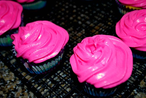 Iced Cupcakes 2