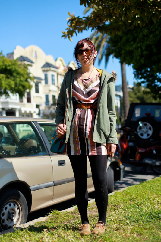 sarahmoto - san francisco street fashion style