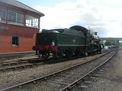 DSCN7706 - GWR 7800 'Manor' Class 7812 Erlestoke Manor (SVREnthusiast) Tags: severnvalleyrailway svr severnvalley severn valley railway gwr7800manorclass7812erlestokemanor gwr 7800manorclass 7812 erlestokemanor