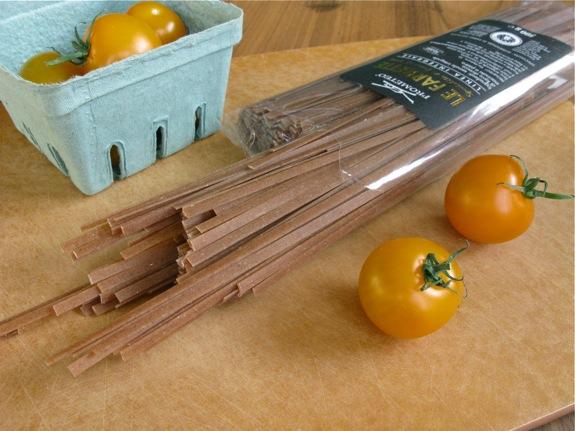 tomato arugula pasta 001