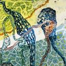 Blue Artery (1997) by Tara Sabharwal
