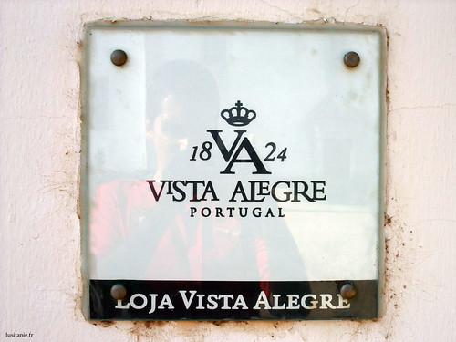 Logo da Vista Alegre
