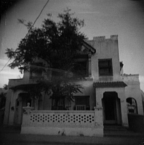 Tucson House Holgaroid 67/365