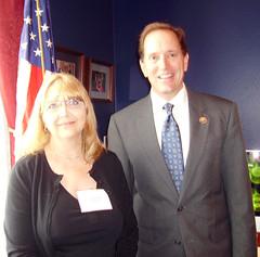 Arthritis Advocate: Tracy L.