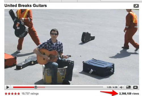YouTube - United Breaks Guitars