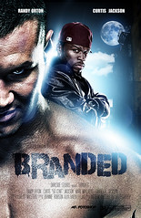 """Branded"" Movie Poster (Not Real Movie)"