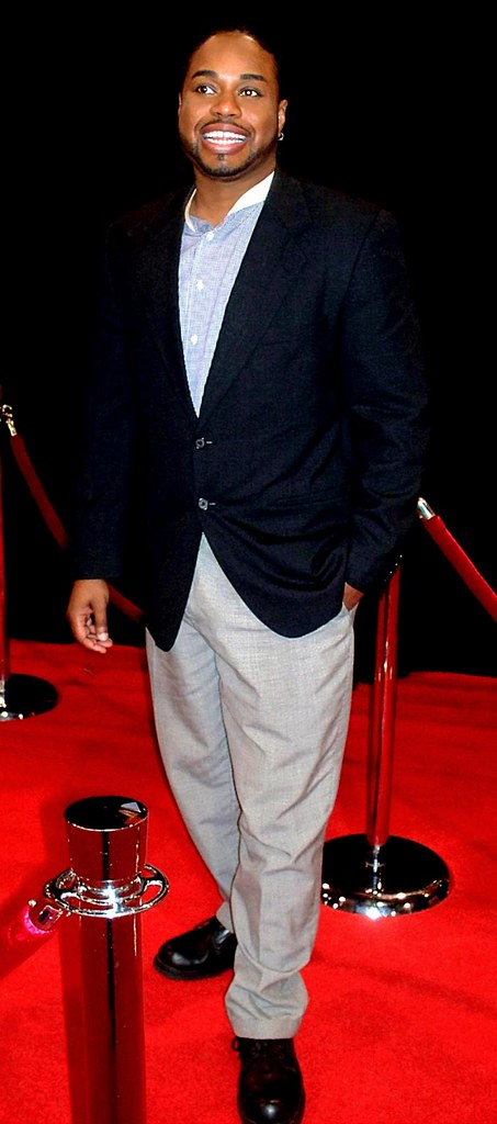 Bryan O'Quinn Red Carpet event 2009