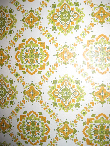 Old wallpaper - eek!