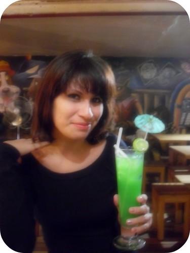 Moi Jimena & tequila sour