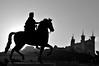 Sun King / El Rey Sol (Manuel Atienzar) Tags: france statue contraluz lyon 1001nights ecuestre estatua francia equestrian backlighting louisxiv reysol placebellecour roisoleil sunking luisxiv bellecoursquare manuelatienzar plazabellecour