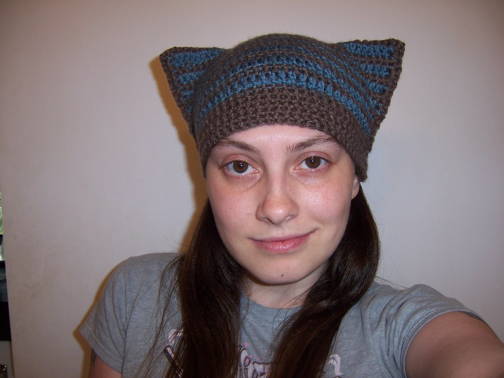 See Jain Chain: Cat Ear Hats and Scarf
