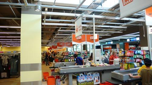 Migros Supermarket, Langendorf