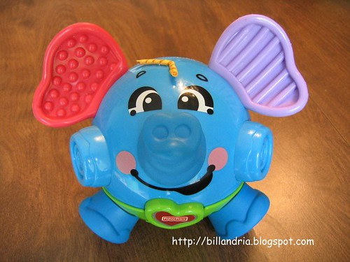 Fisher Price Bounce & Giggle Elephant