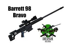 Barrett (Chas Irish) Tags: model bravo lego action 98 full size replica bolt barrett foitsop