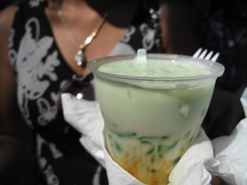 Tjendol - drinking dessert