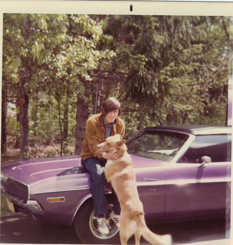1970 Challenger Convertible. 1970 Dodge Challenger Convertible. Me and Whiskey, a little older and bigger