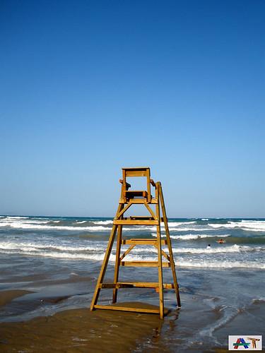 Cerrado por Vacaciones (version playa)