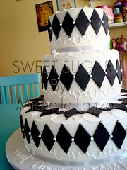 SWEET SUGAR - By Michelle Lanza - losangos (SWEET SUGAR By Michelle Lanza) Tags: oficial sweetsugar lembrancinhas decorados bolosdecorados michellelanza atelierdoacar confeitariapersonalizada