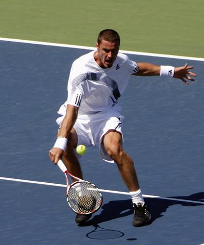 Marat Safin, 2009 US Open