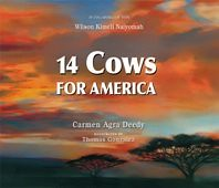 3893248659 fd91cd28a9 Review of the Day: 14 Cows for America by Carmen Agra Deedy