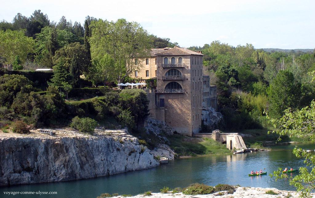 Les aménagements pour le tourisme ont respecté l'environnement et le paysage