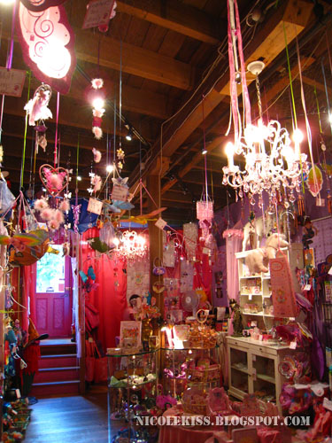 pink fairy shop