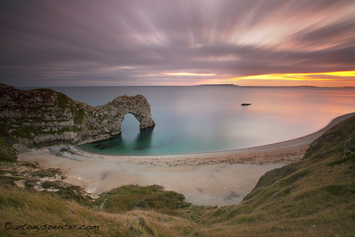 Durdle Door twilight