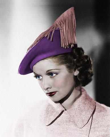 Lucy Modeling - 1930's por Lucy_Fan.