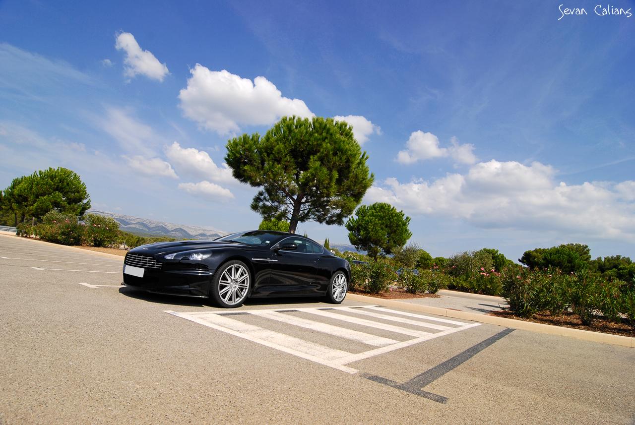Solace - Aston-Martin DBS