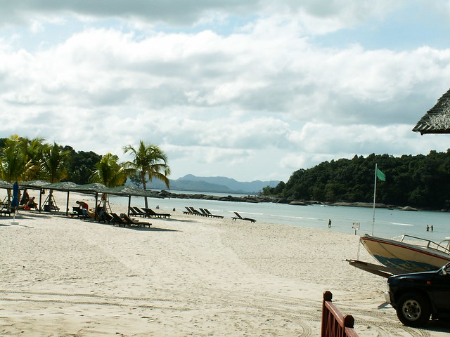 Malaysia on of the best countries to retire, Langkawi - Burau Bay