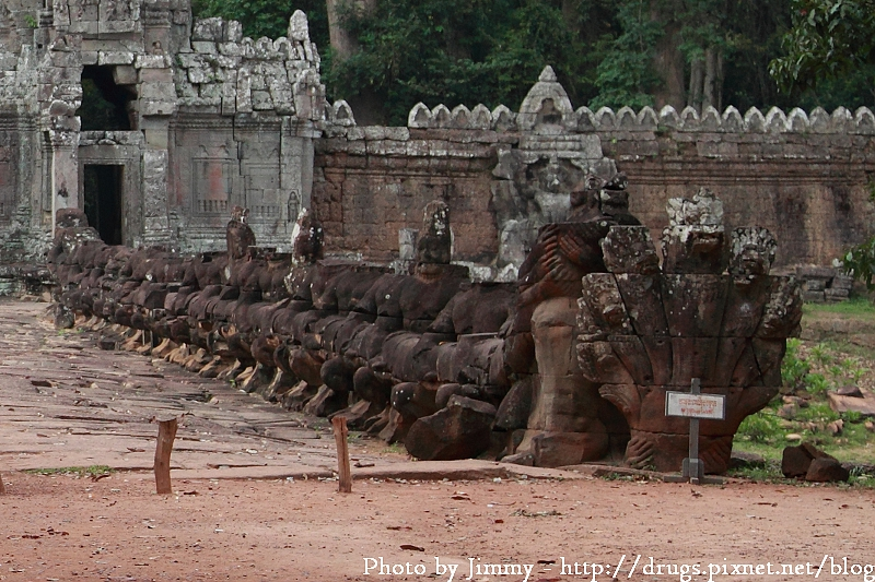 吳哥窟 寶劍寺 Prah Khan
