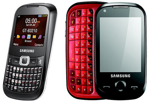 Samsung just released a new line of mobile phones and this one will tickle ...