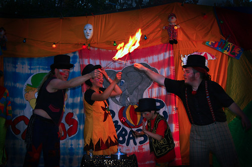 Circus moods 13