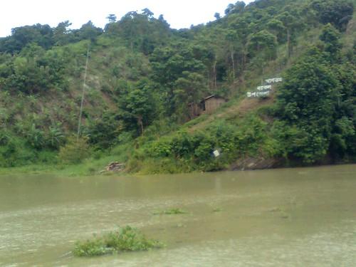 এই পাহাড় পেরুলেই বরকল উপজেলা