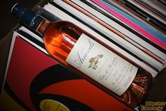 2008 Jerome Quiot Côtes de Provence Rosé les Arnevels Front Label