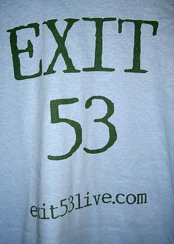 Exit 53 Detail
