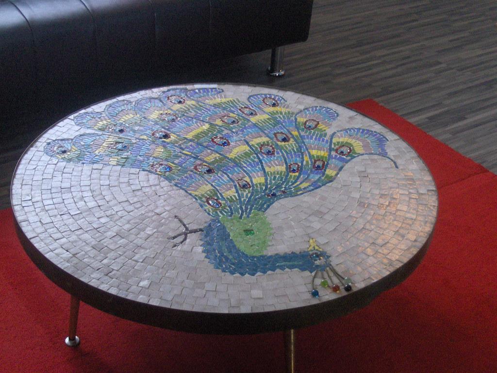 Peacock Table I