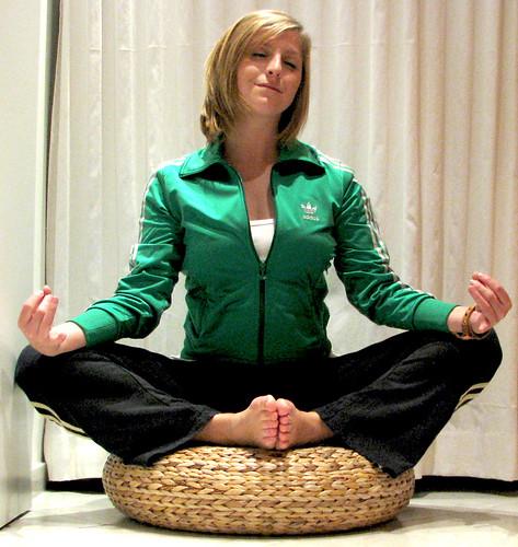 Miss Shoppingverse, Yoga & der 100 Euro Gutschein für Conley's