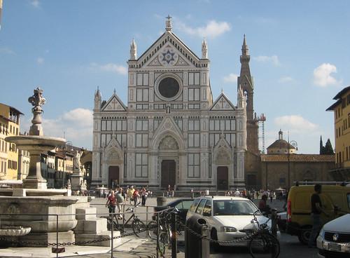 Florence Santa Croce_045