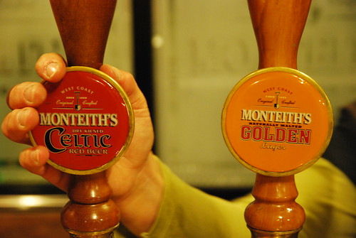 Greymouth - Monteith's Brewery - West Coast - New Zealand