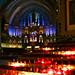 View of Alter at the Notre-Dame Basilica (Basilique Notre-Dame de Montréal)