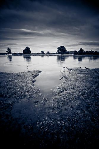 Elmore - Gloucester Floods 2007