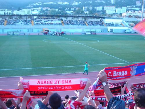 Sp. Covilhã 0-1 Sp. Braga  Taça de Portugal  2009 - 2010  3ª eliminatória