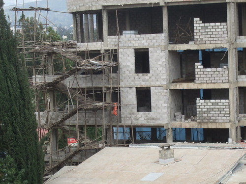 Construction in Addis
