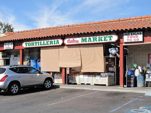 Salsa Market in El Cajon