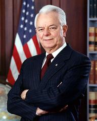Robert C. Byrd Official Portrait