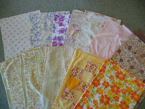 Vintage Pillowcases