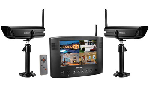 Uniden  UDW10003 wireless video surveillance system
