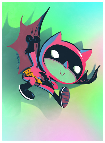 Cute Batman