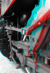 Technikmuseum Speyer - 3D Anaglyph (normandie2005_horst Moi_et_le_monde) Tags: 3d stereo technikmuseum speyer pfalz germany stereoview redcyan anaglyph anaglyphs stereophoto stereophotography re cyan redcyan3dpicture stereoscopic glasses art geotagged eisenbahn railroad chemindefer lokomotive locomotive dampflokomotive steamlocomotive locomotiveàvapeur
